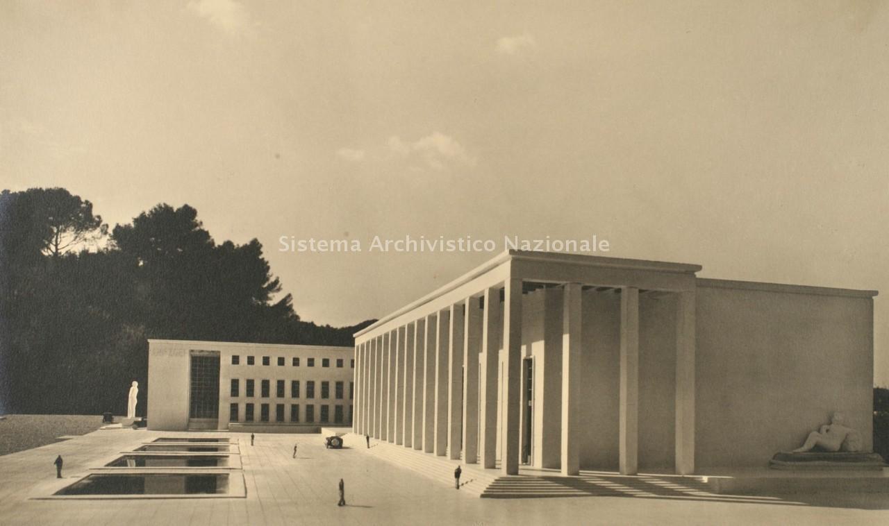 Galleria progetti architetti for Uffici eur roma